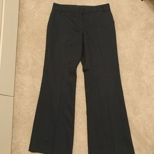 J Crew Lined Wool Work Career Pants Trousers 6